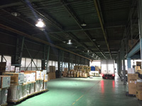 倉庫の導入実績