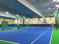 テニスコートの導入実績